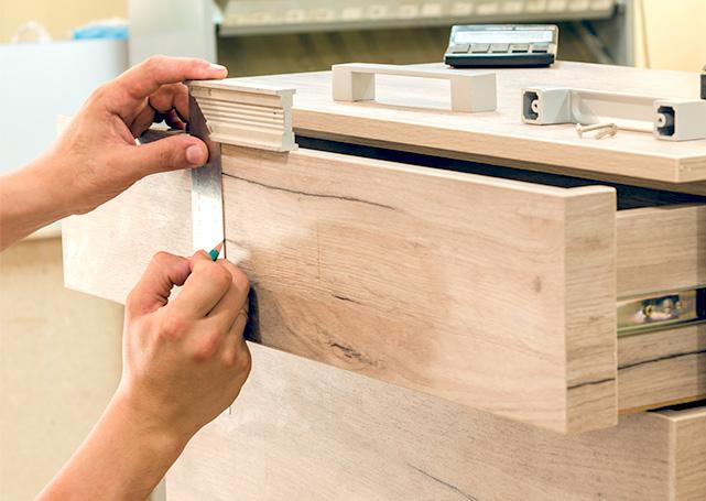 produkcja biurka